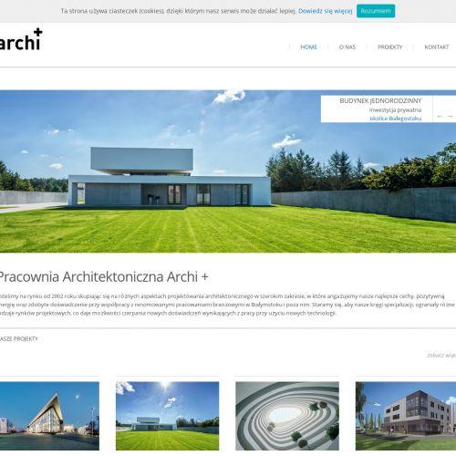 Dobra pracownia architektoniczna - Białystok