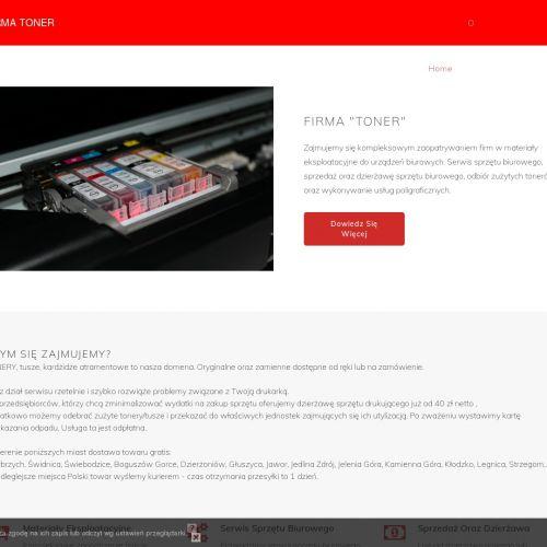 Legnica - serwis urządzeń drukujących