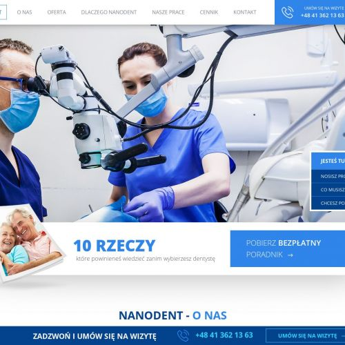 Cena implantu - Kielce