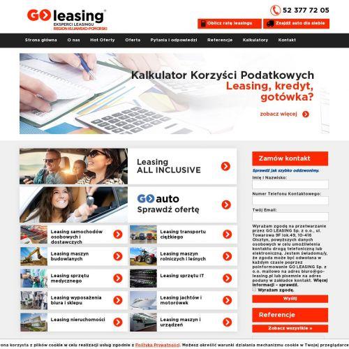 Bydgoszcz - porównanie leasingów