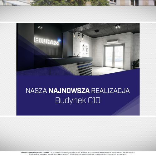 Biura do wynajęcia - Warszawa