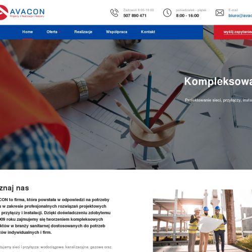 Projekt przyłącza kanalizacyjnego Kraków