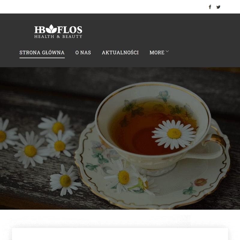Herbaty ziołowe mieszanki