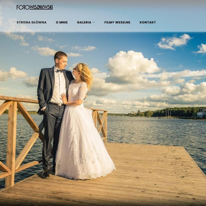 Fotografia ślubna - Wasilków