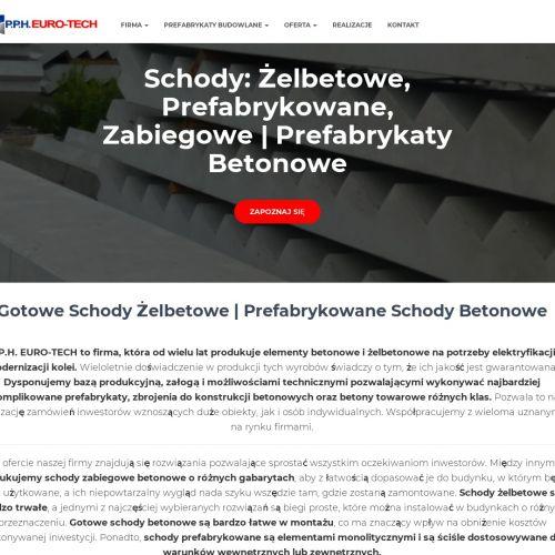 Balkony żelbetowe producent - Gdańsk