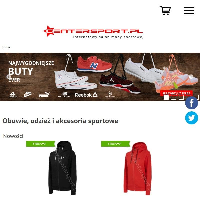 Oleśnica - outlet sportowy sklep internetowy