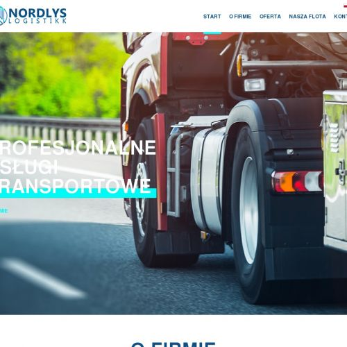 Przewozy towarów do norwegii