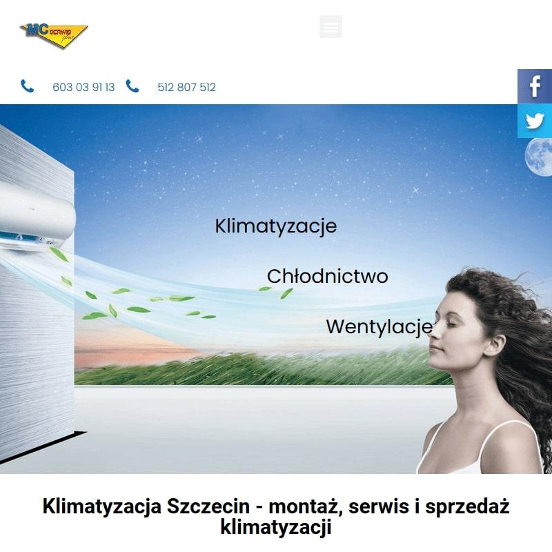 Klimatyzacja do domu Szczecin