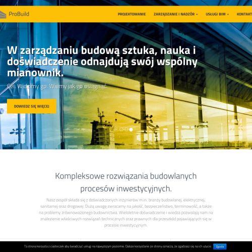 Weryfikacja projektu inwestorskiego dla firm