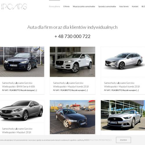 Ford mustang na sprzedaż Gorzów Wielkopolski
