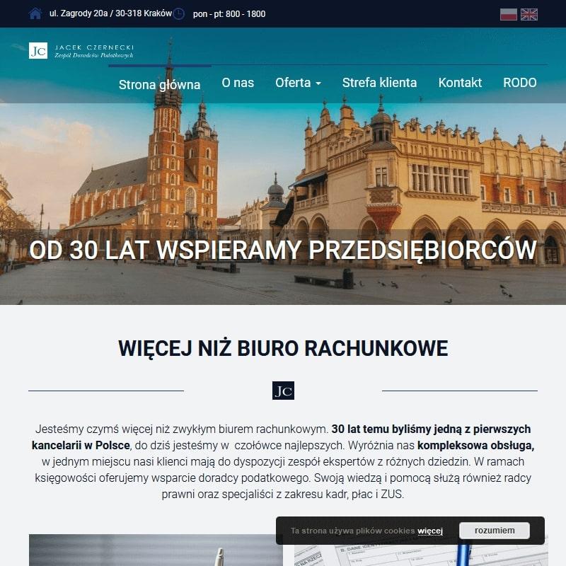 Kraków - kadry i płace outsourcing