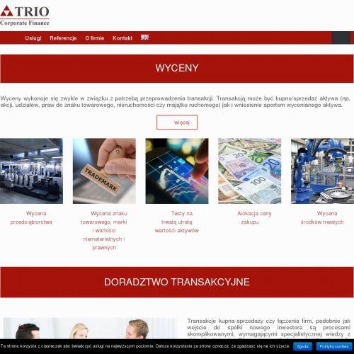 Trwała utrata wartości środków trwałych - Warszawa