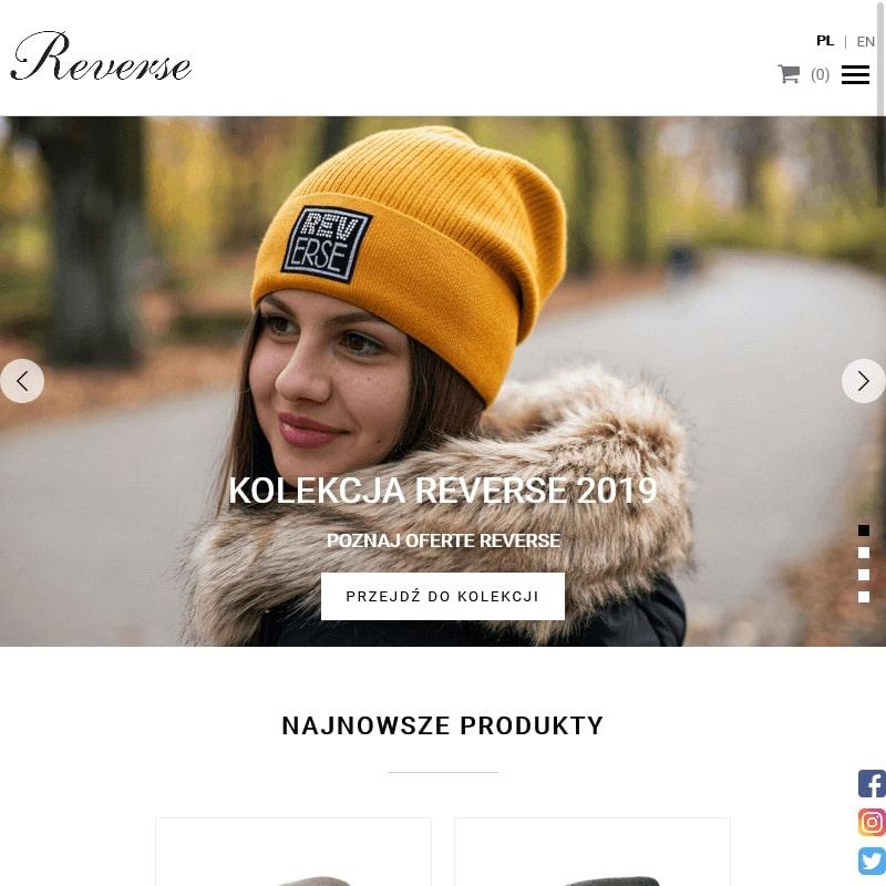 Oryginalne czapki zimowe damskie
