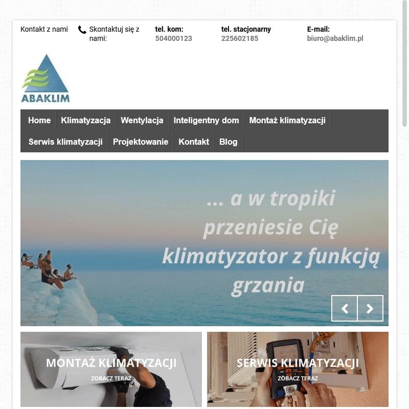 Warszawa - serwis klimatyzacji warszawa wola
