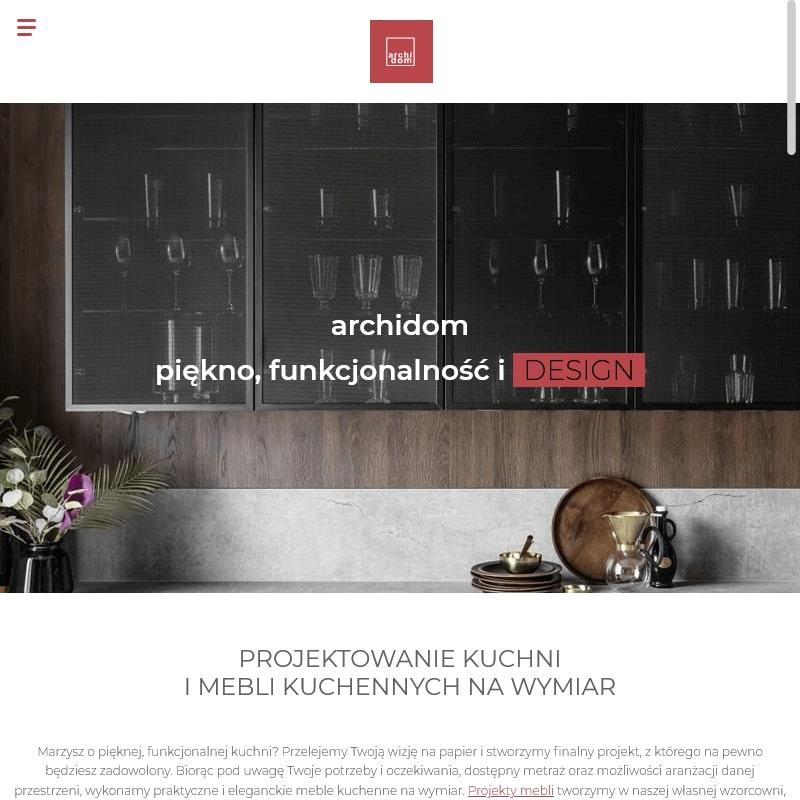Projektanci kuchni - Kraków