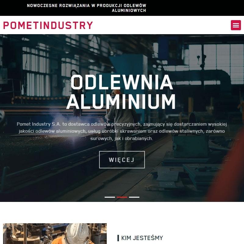 Poznań - aluminium odlew
