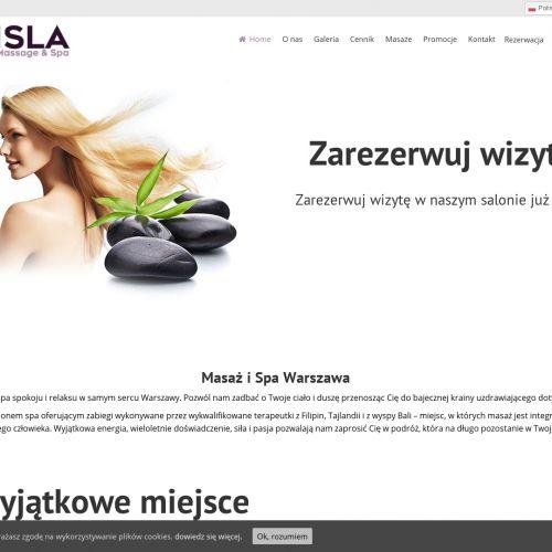 Warszawa - masaz tajski warszawa voucher