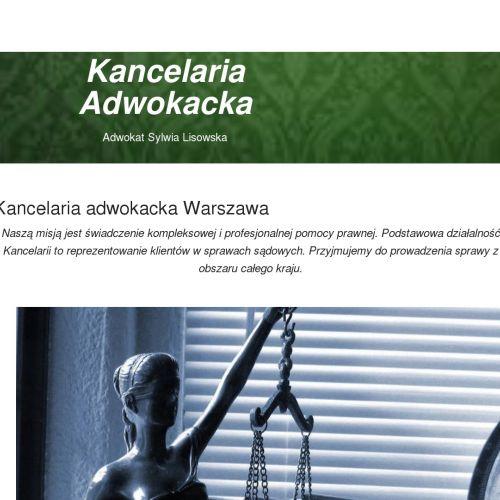 Adwokaci prawo rodzinne Warszawa