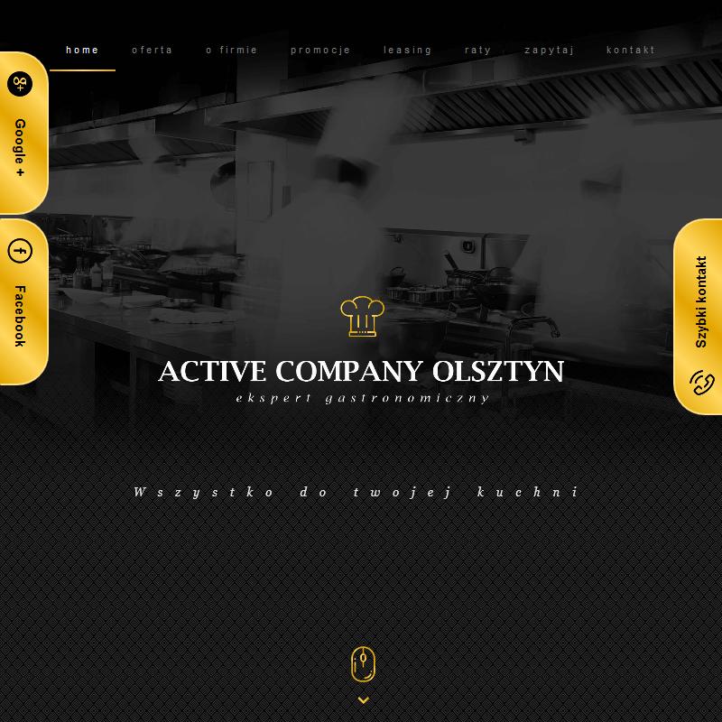 Olsztyn - serwis sprzętu gastronomicznego
