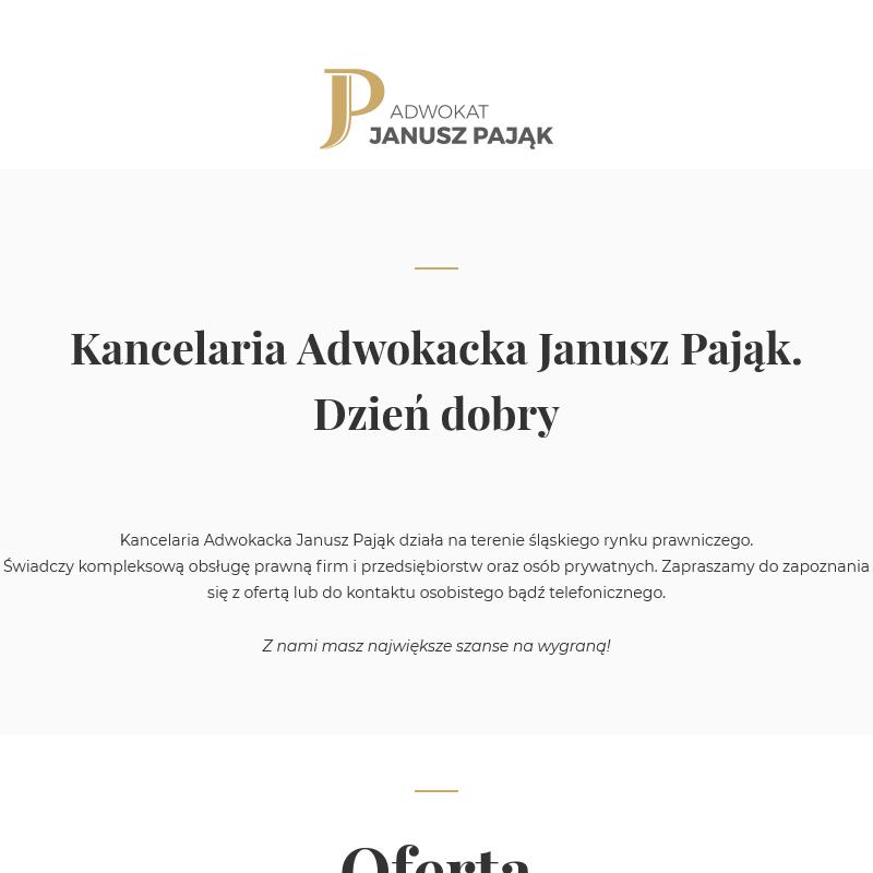 Obsługa prawna firm w Rybniku