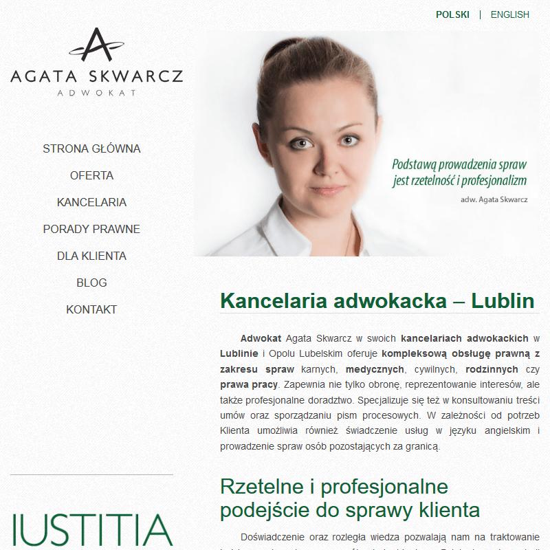 Powództwo cywilne Lublin