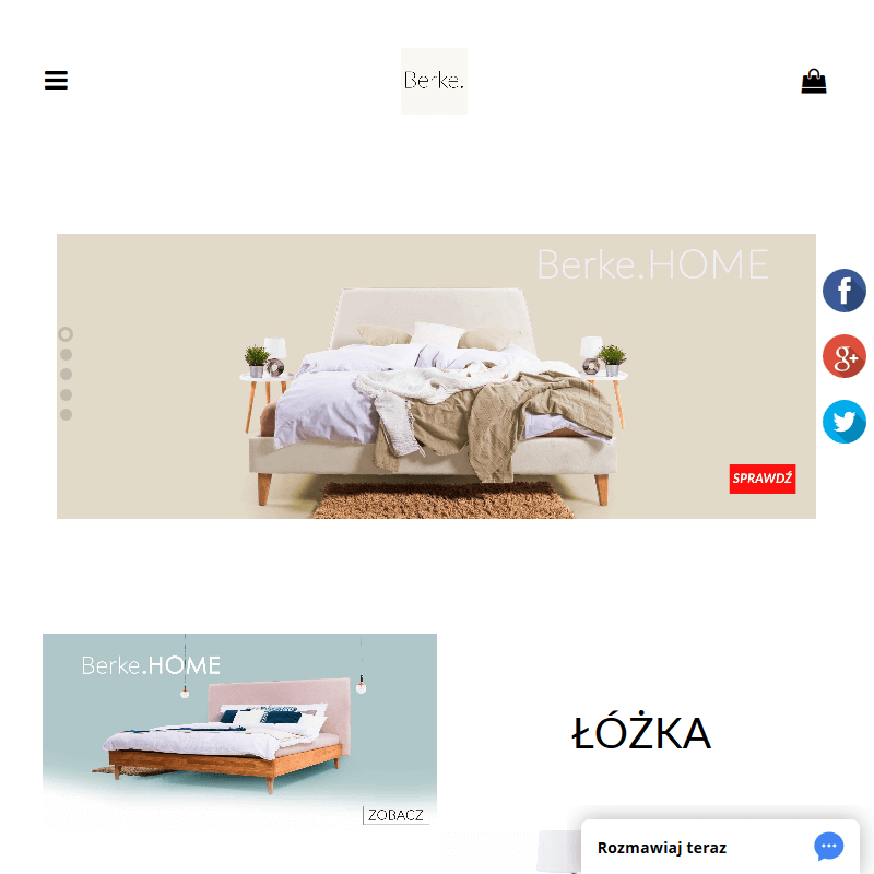 Łóżka dla dzieci z barierkami
