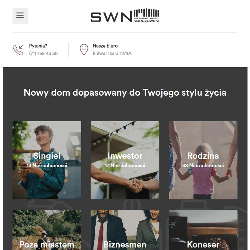 Mieszkanie willowe z ogrodem w Wrocławiu