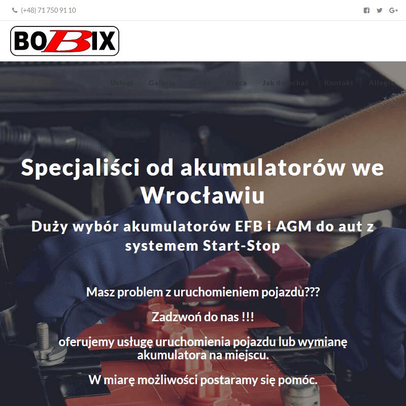 Akumulatory żelowe - Wrocław