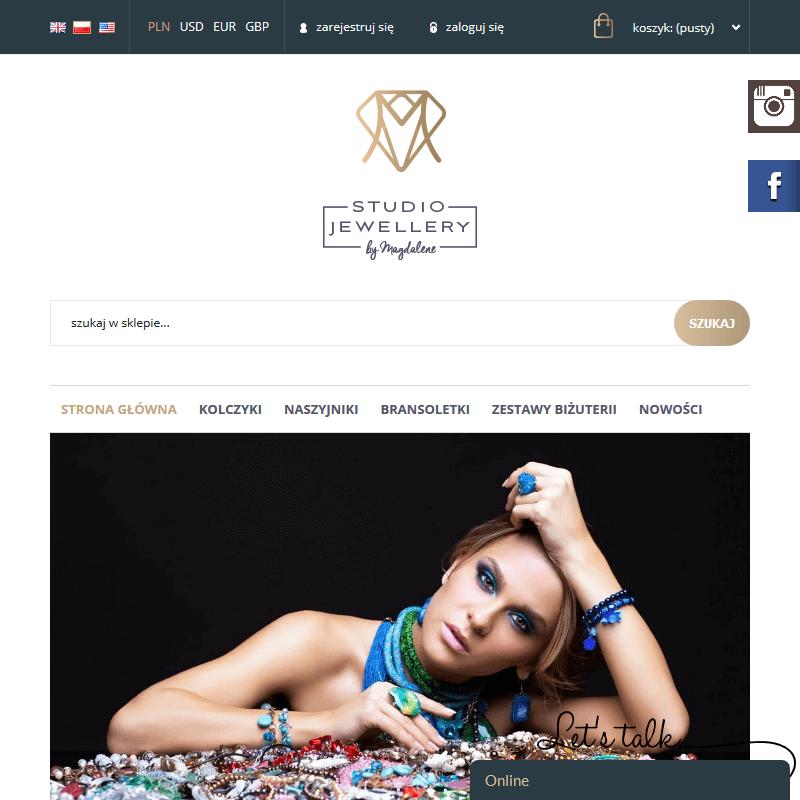 Biżuteria z kamienia sklep - Inowrocław