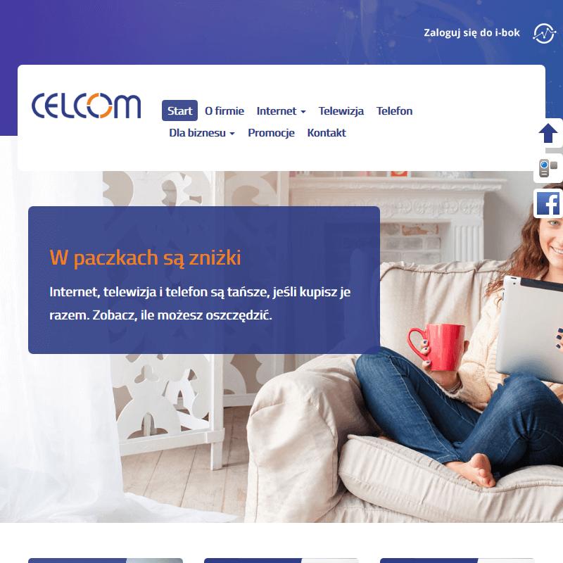 Szybki internet światłowodowy w Chełmnie