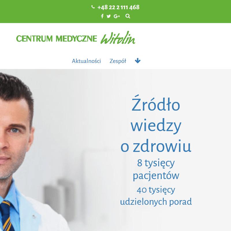 Warszawa - centrum medyczne