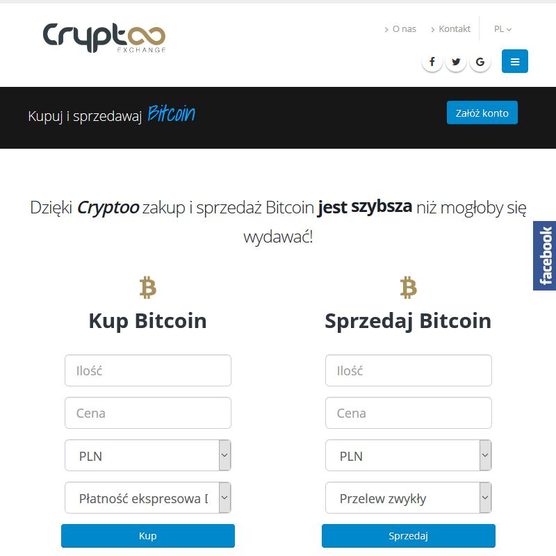 Zakup bitcoin
