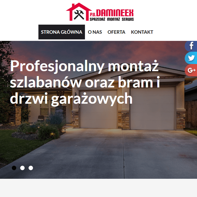 Naprawa bram wjazdowych Warszawa