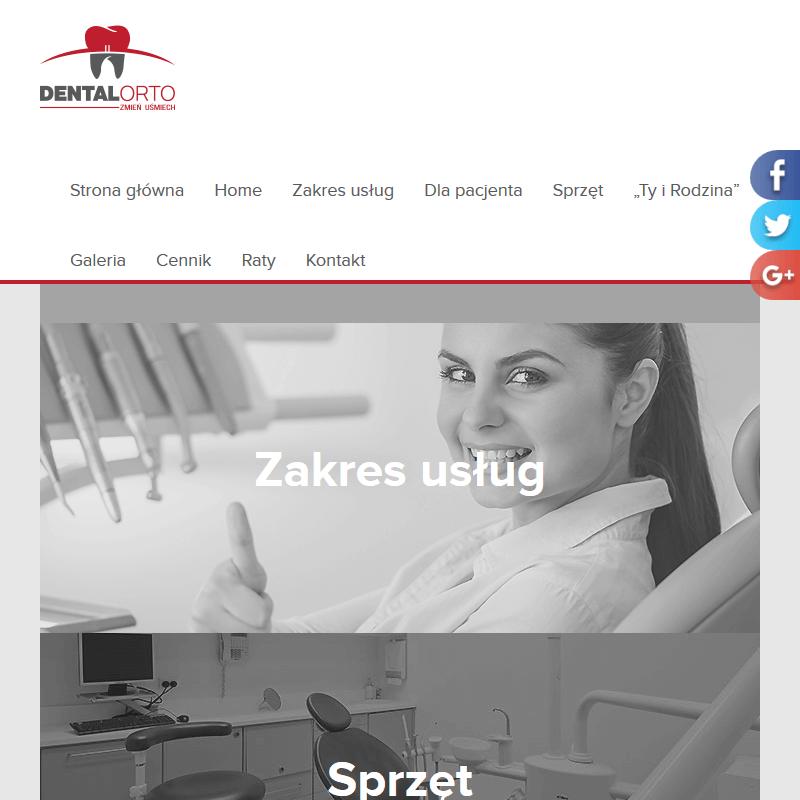 Brwinów - gabinet stomatologiczny