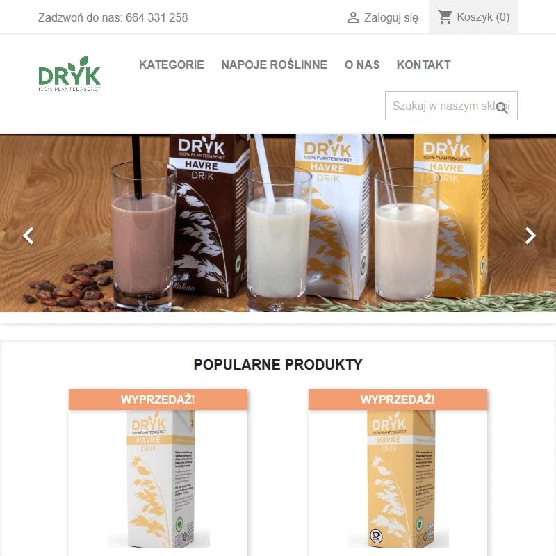 Mleko owsiane cena