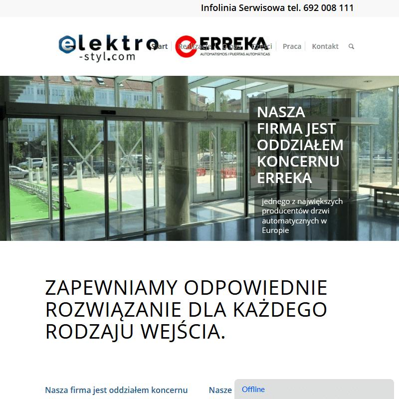Warszawa - napędy do bram