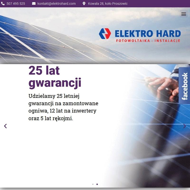 Tarnów - instalacje elektryczne żywiec