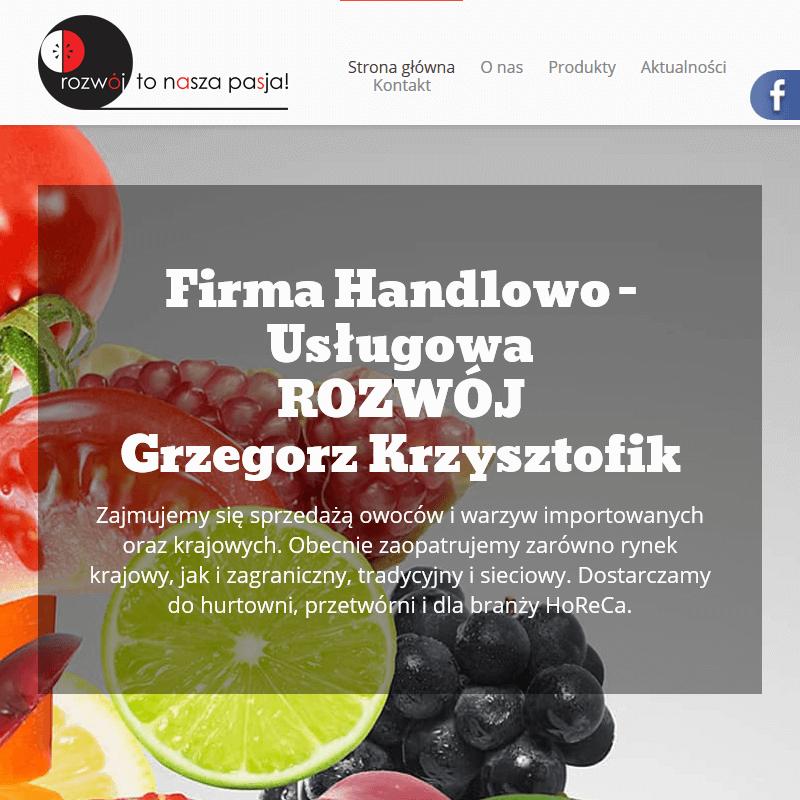 Transport owoców do hoteli w Warszawie
