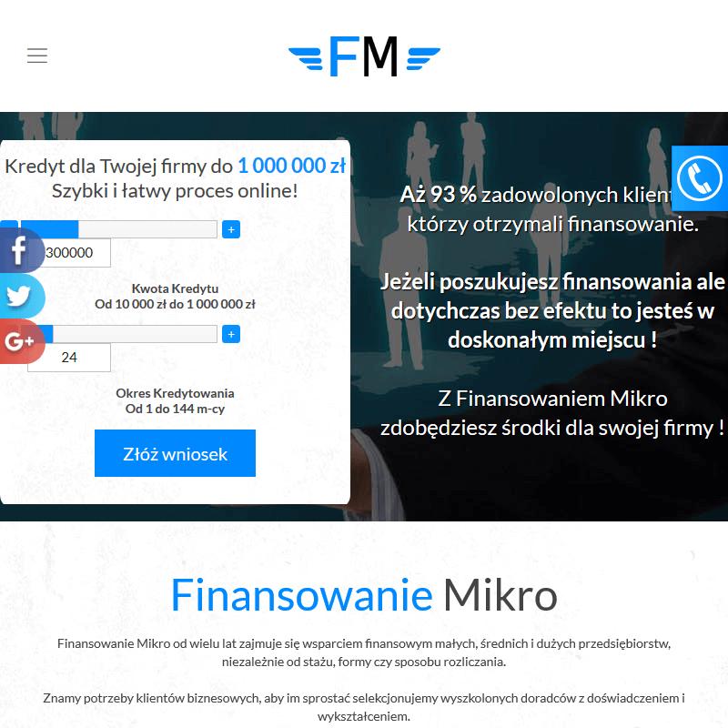 Finansowanie mikro w Katowicach