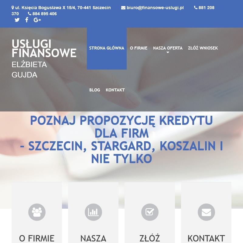 Szczecin - kredyt hipoteczny