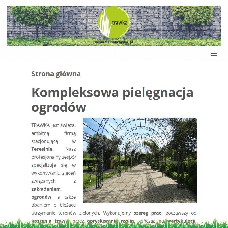 Zakładanie ogrodów Ożarów Mazowiecki