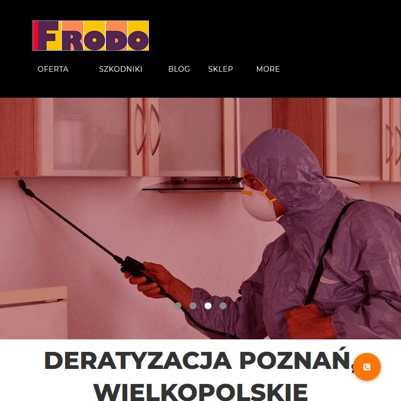 Zwalczanie owadów - Poznań