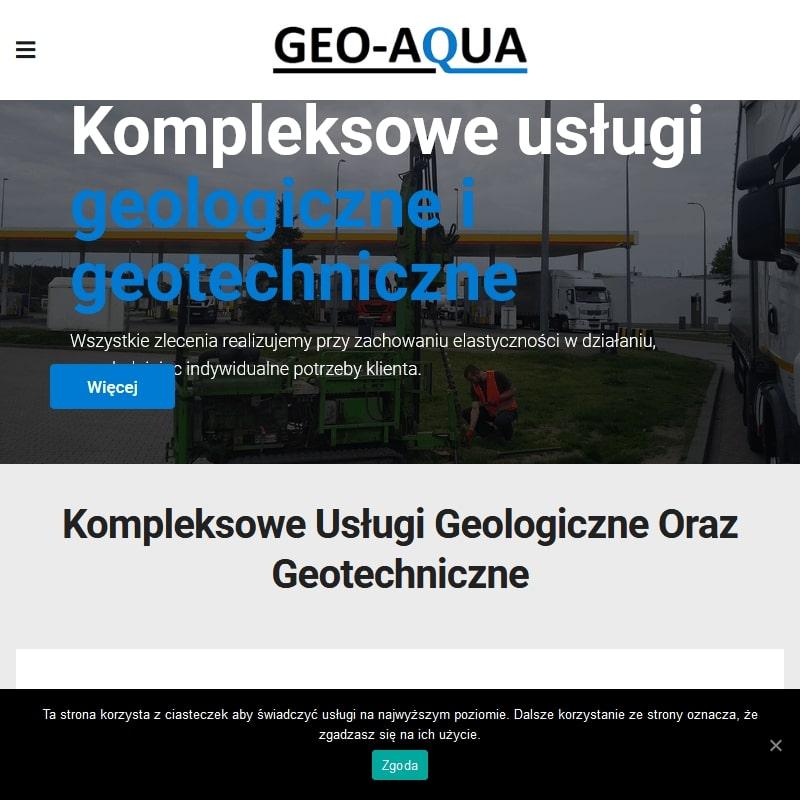 Badania geologiczne dla domu jednorodzinnego Leszno