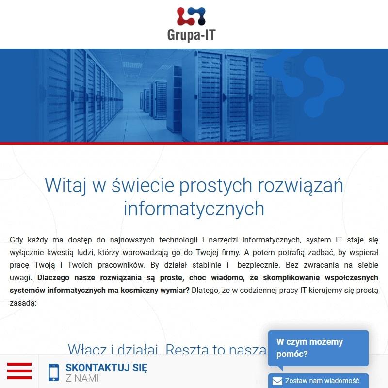 Firmy it w Warszawie