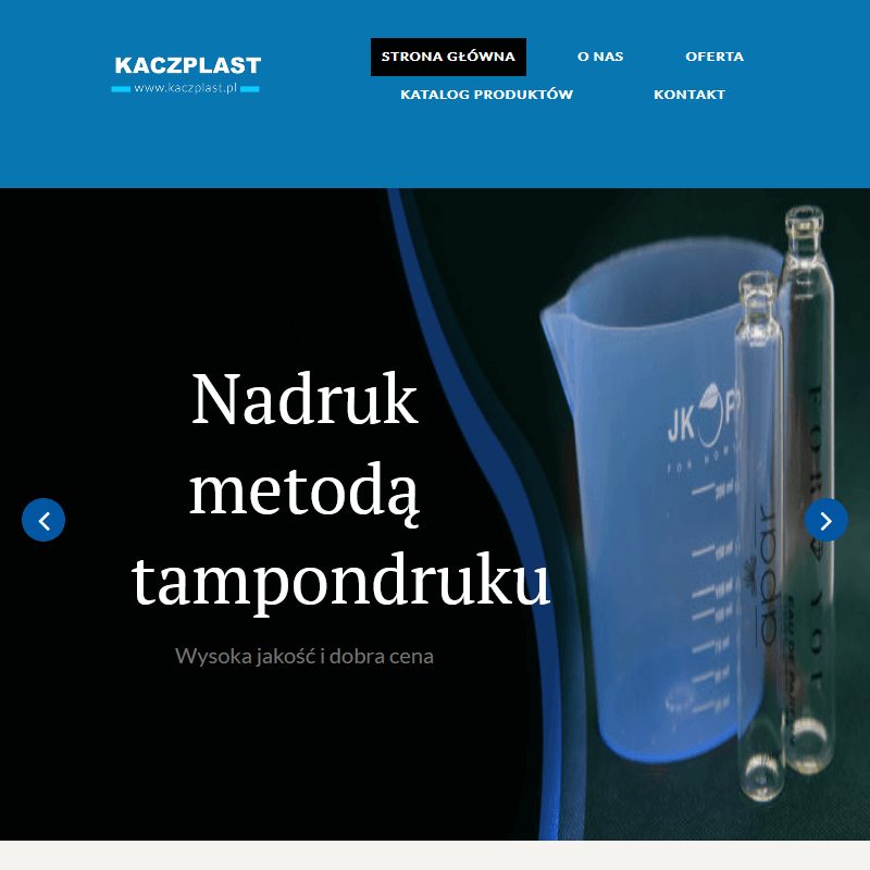 Producent kieliszków pomiarowych w Krakowie