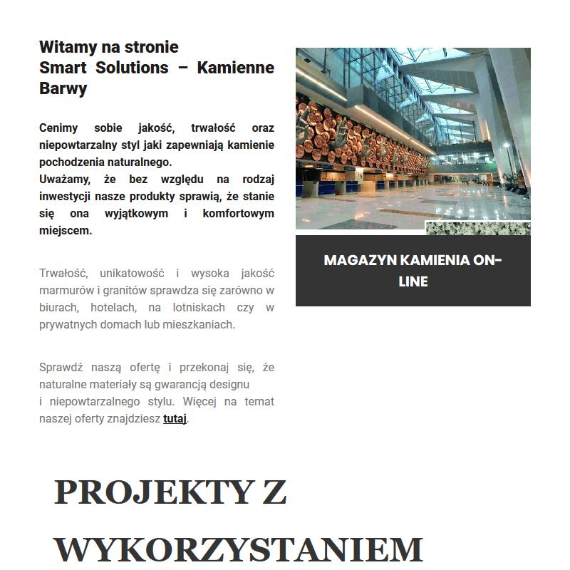 Hurtownia kamienia naturalnego mazowieckie - Warszawa