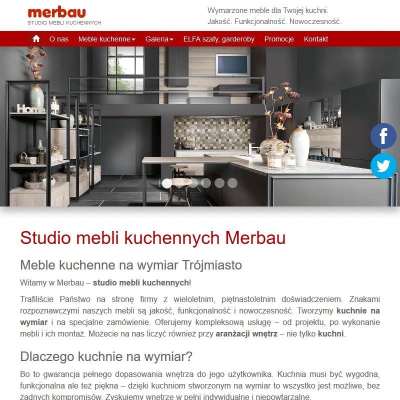 Meble do kuchni na wymiar trójmiasto - Gdańsk