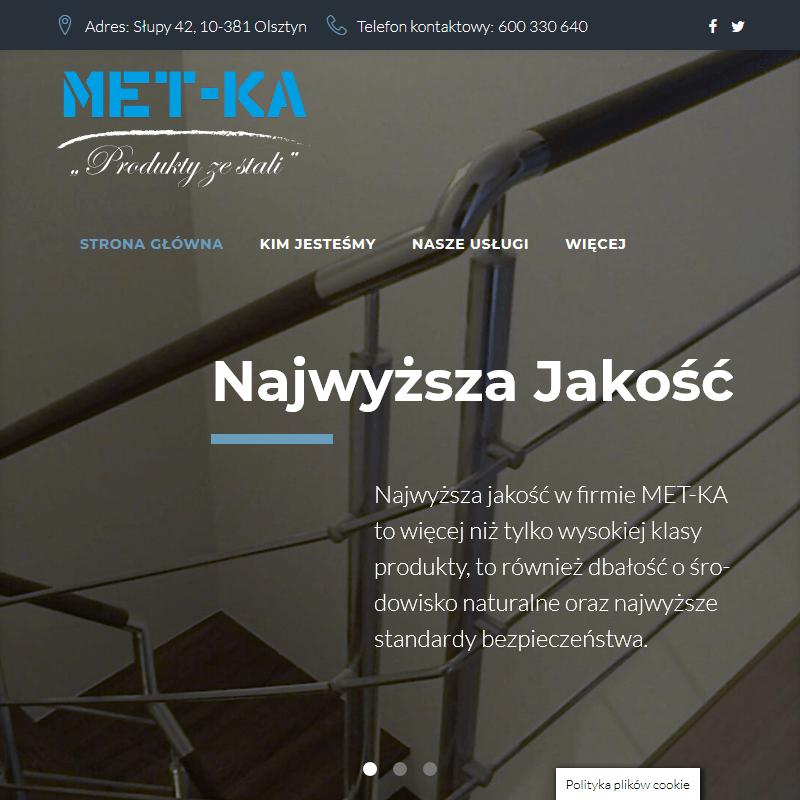 Budowa konstrukcji stalowych Olsztyn