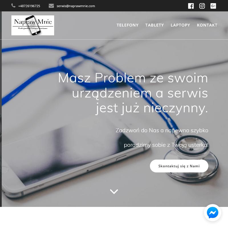 Pęknięta szybka iphone w Poznaniu