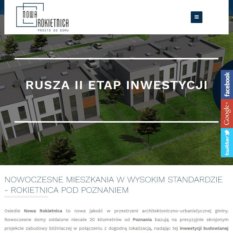 Inwestycje mieszkaniowe - Poznań